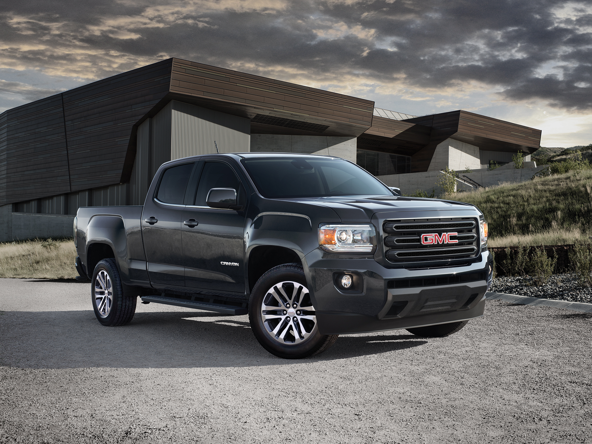 2016 gmc canyon with new duramax diesel